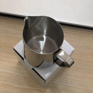 Ca đánh sữa inox có chia vạch 350ml